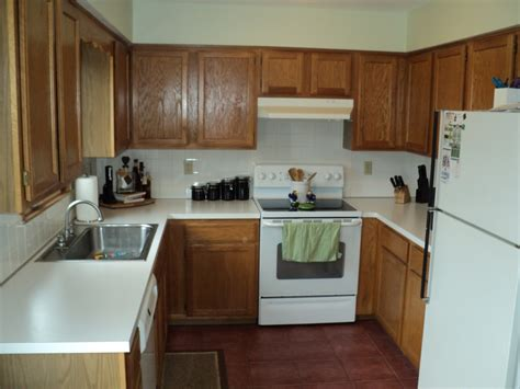 paint kitchen appliances kitchen kitchen paint colors with oak cabinets and white appliances sloped ceiling staircase