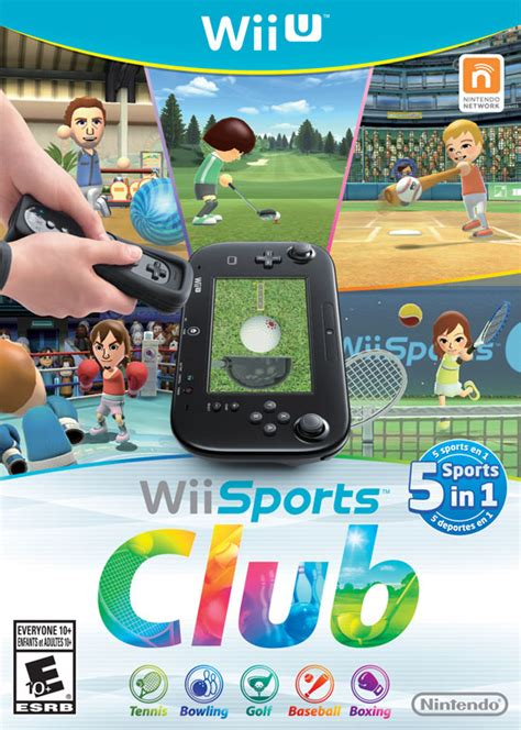 Detox Box Club Sport by Wii Sports Club Teeing At Retail On July 25th Gaming Age