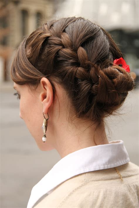 beautiful buns hairstyles dailymotion 17 best images about do beautiful hair on pinterest