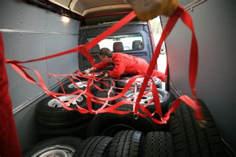 Auto Motorrad Teile 24 Bruchsal by Ladungssicherung So Transportieren Sie Reifen Richtig