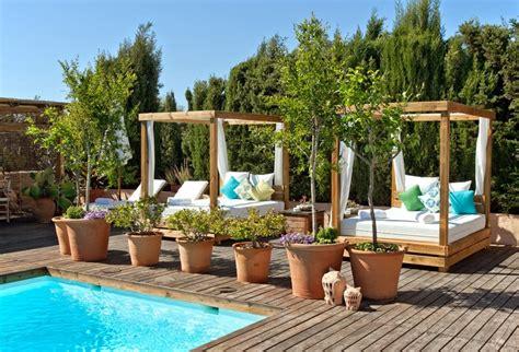 imagenes jardines con piscina 6 consejos para disfrutar de tu jard 237 n con piscina ideas