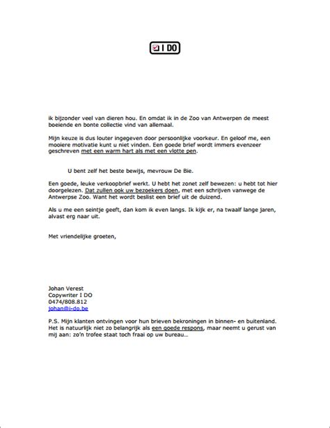 brief opstellen bod huis overtuigende tekst voorbeeld winnaar gouden veer roy ishak