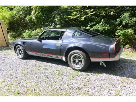 1981 Pontiac Firebird For Sale by 1981 Pontiac Firebird Formula For Sale Classiccars