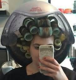 he gets excited having his hair permed and highlighted 2102 best curlers images on pinterest rollers perm rods