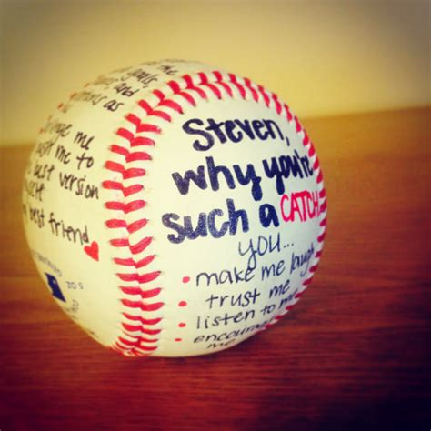 best christmas gifts for teen baseball players coolest gift to my boyfriend baseball player with simple and thoughtful gift