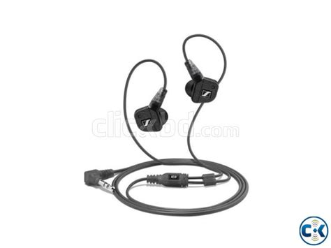 Headset Sennheiser Original original sennheiser ie8 premium headphones clickbd