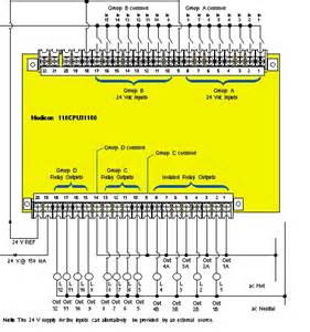 plc output relay wiring plc free engine image for user manual