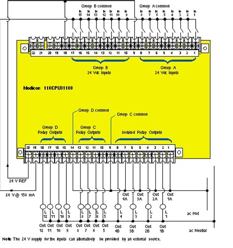 plc og input wiring diagram plc get free image about
