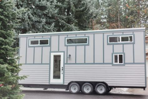 Small Homes For Sale Wa Tiny House Made With Sips Available For Sale In Spokane