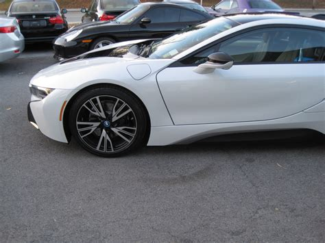 Upholstery Albany Ny 2014 Bmw I8 Tera World Package Crystal White Metallic With
