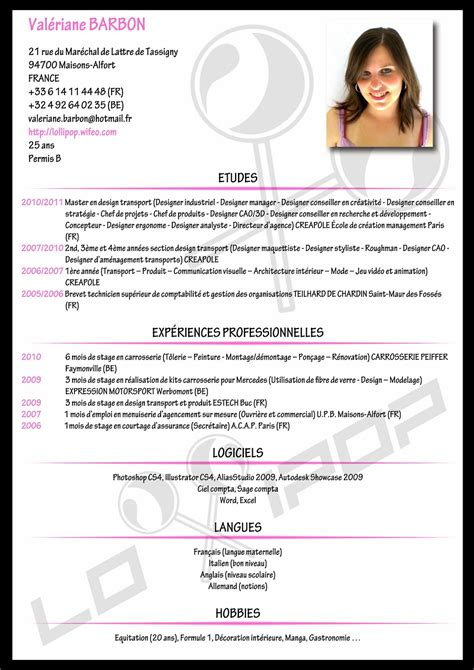 ultimate guide to answers curriculum vitae cv
