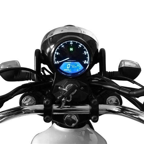 Tacho Motorrad by Lcd Digital Backlight Motorcycle Boat Odometer Speedometer