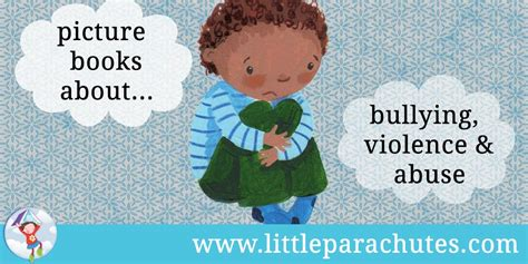picture books about bullying parachutes children s picture books about