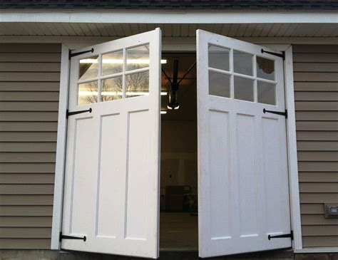 Doors For Garage Clingerman Doors Custom Wood Garage Doors Clearville Pa