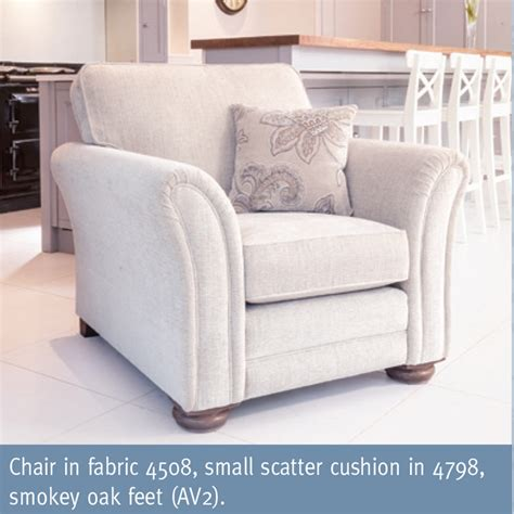 Alstons Upholstery by Alstons Upholstery Avignon Chair