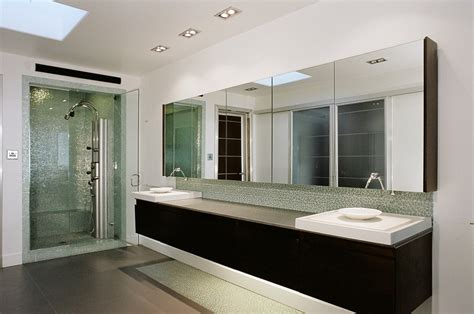 Contemporary Modern Bathroom Medicine Cabinets Recessed Bathroom Modern With Bathroom