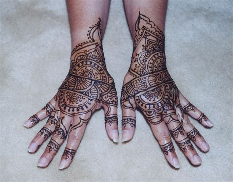 real henna tattoo henna real makedes