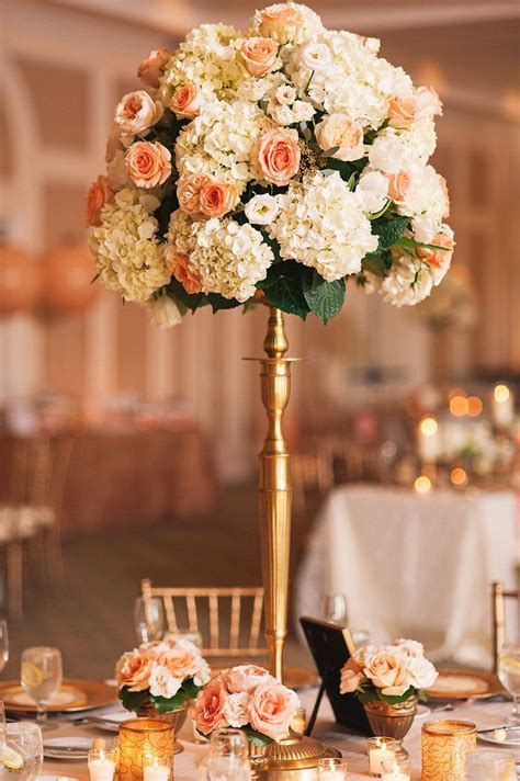 Best 25  Peach gold weddings ideas on Pinterest   Pink