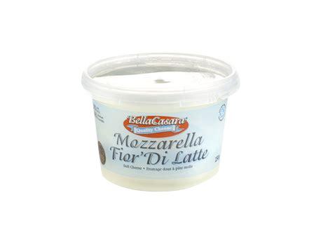 fiore di latte mozzarella fior di latte casara canadian cheese