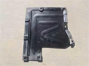 bmw car cover underfloor coating center front