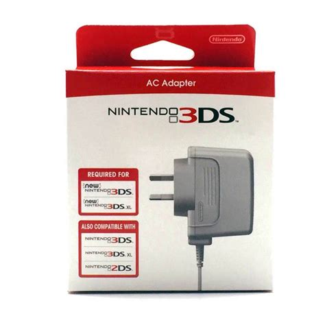 nintendo 3ds xl charger new nintendo 3ds xl 3ds xl and 2ds ac adapter charger