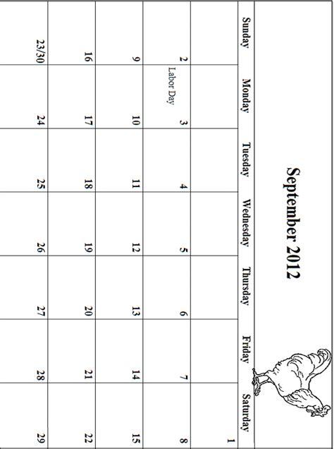 8x10 calendar template printable 8x10 2016 calendars february calendar template