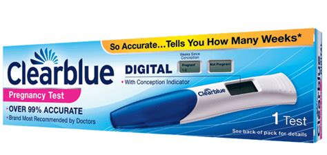 Harga Clear Blue Pregnancy Test gadis kung clearblue digital alat test kehamilan