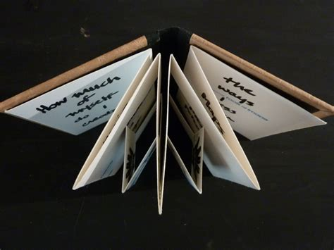 Handmade Bookbinding - book binding richenda brim