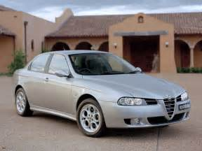Alfa Romeo 156 2 5 V6 Alfa Romeo 156 2 5 V6 Au Spec 932a 2003 2005 Wallpapers