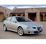 Alfa Romeo 156 25 V6 AU Spec 932A 2003–2005 Wallpapers 1600x1200