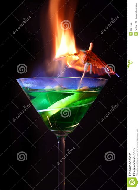 martini flaming flaming cocktail stock photo image of alcohol vodka