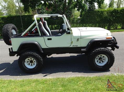 jeep yj rock crawler 1987 rock crawler jeep wrangler yj