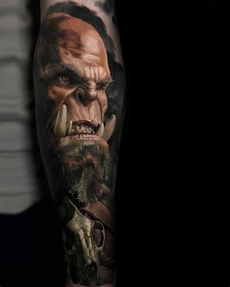 world of warcraft tattoo designs 70 world of warcraft designs for