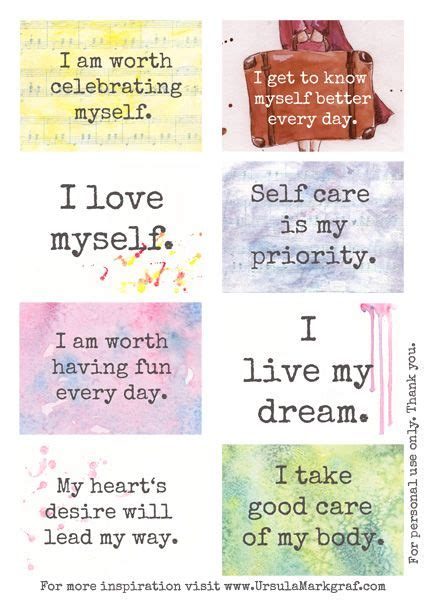 note to self affirmations to books best 25 affirmation cards ideas on i am