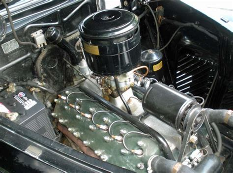 1938 lincoln k v12 model engine 1938 free engine image