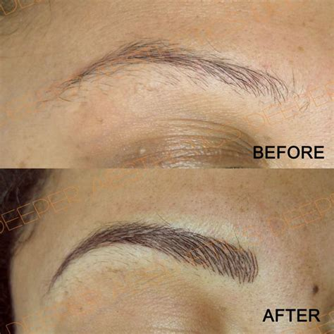 tattoo eyebrows red deer 25 best ideas about maquillage semi permanent on