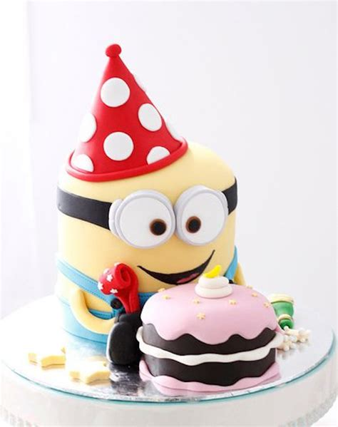 happy birthday design for cupcakes gallery minion happy birthday cake