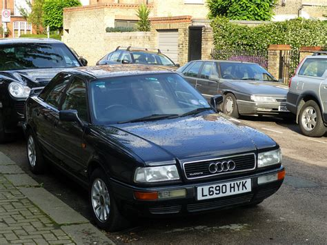 Audi 80 V6 by Audi 80 2 6 V6 Quattro Photos And Comments Www Picautos