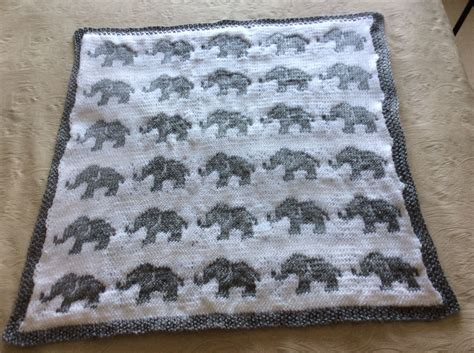 crochet pattern elephant baby blanket elephant baby blanket inspired by sheep blanket but