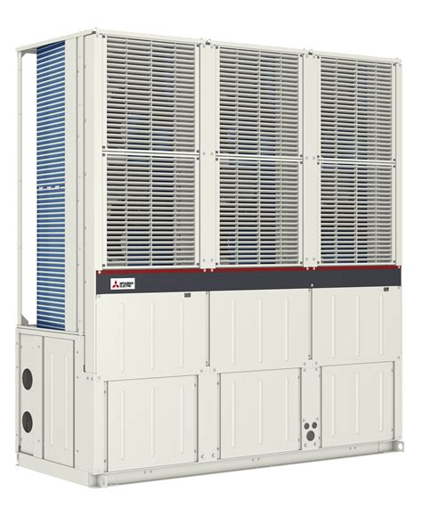 mitsubishi electric brings low carbon chiller to market