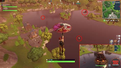 rowboat locations red dead 2 fortnite br loot lake chest locations week 2 challenge