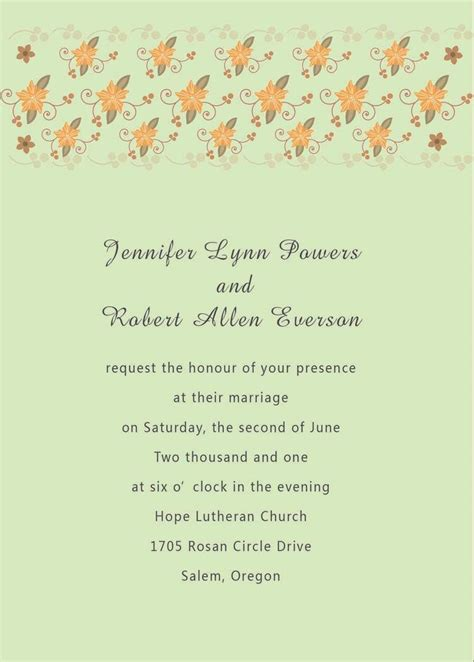 wedding invite sms message wedding invitations in text wedding invitation