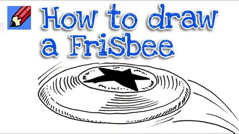 how to frisbee a how to draw a flying frisbee real easy step by step