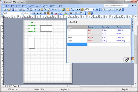 visio 2013 help help for the shapesheet is here chris