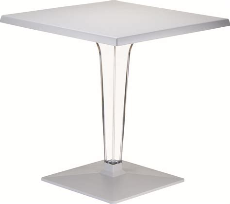 tavoli policarbonato tavoli con colonna centrale in policarbonato tonon