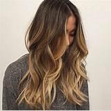 Blonde Highlights For Dark Brown Hair 2017 | 500 x 497 jpeg 65kB