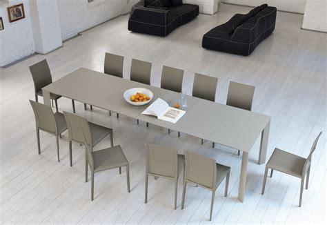 modern glass esszimmertisch ghedi extendable table midj