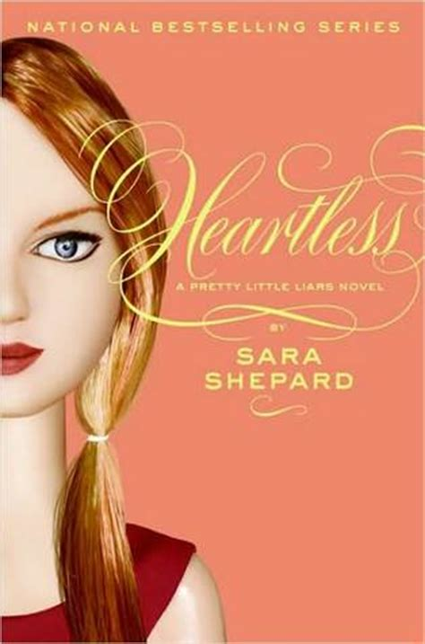 friends and other liars a novel books heartless pretty liars 7 by shepard