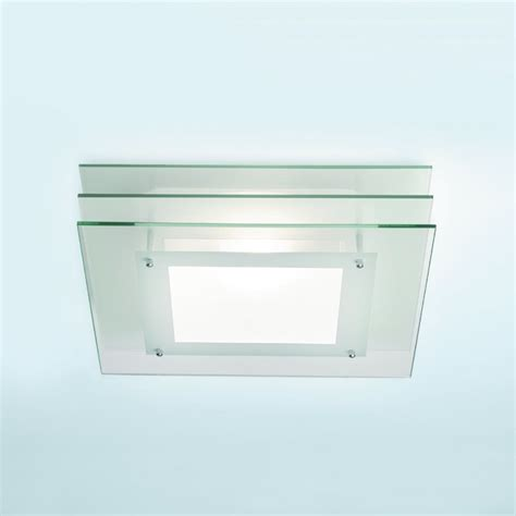astro 0291 strata square 1 light ceiling light