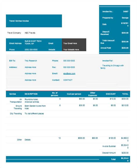 rent roll template excel awesome receipt form excel travel agency
